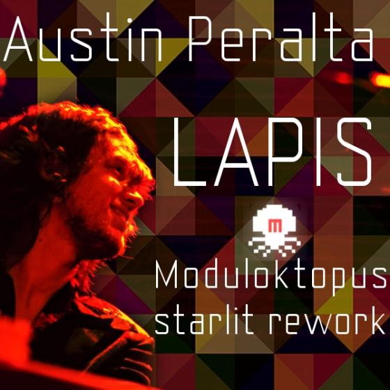 Austin_peralta_Lapis_Rework_cover_art