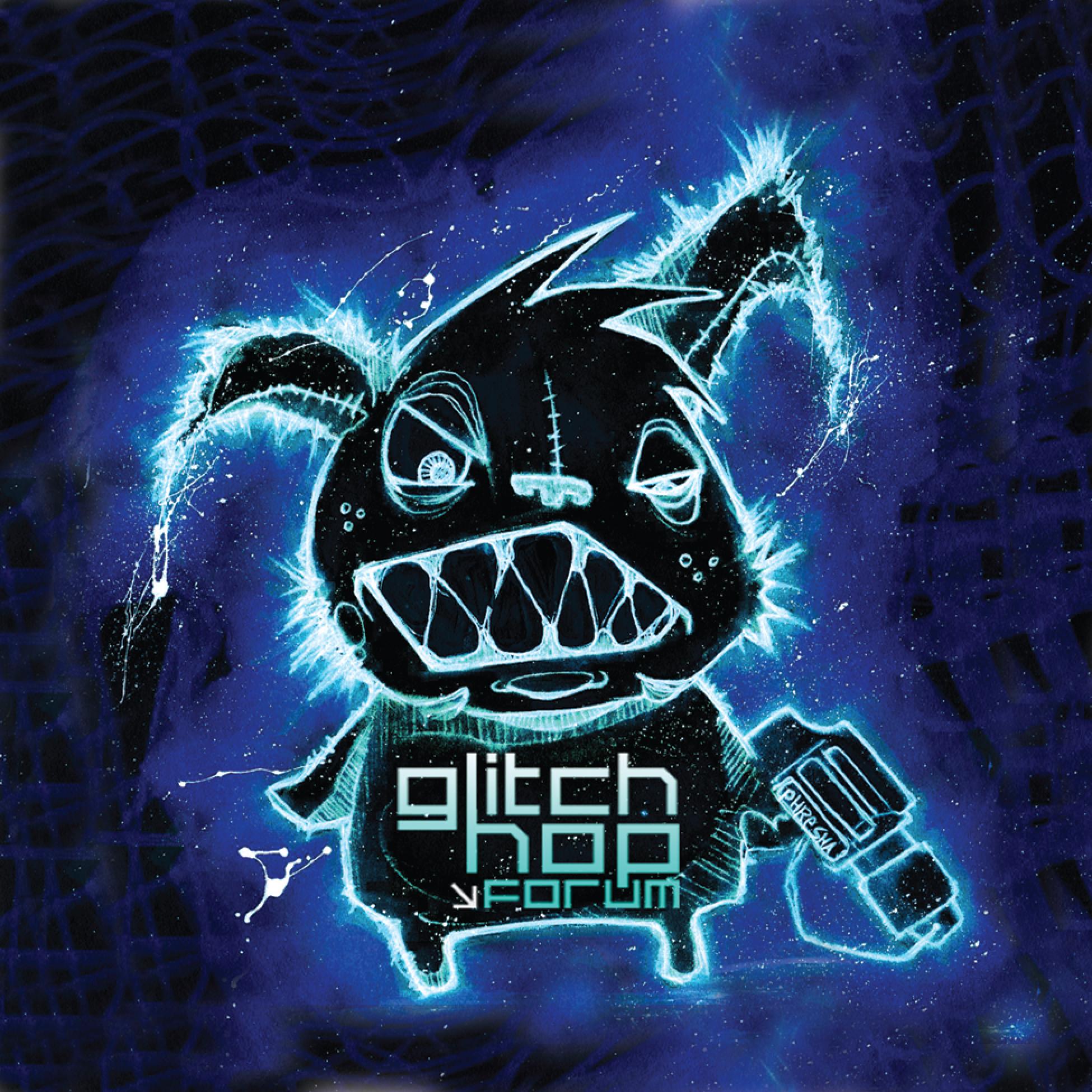 glitchhopforumbunny